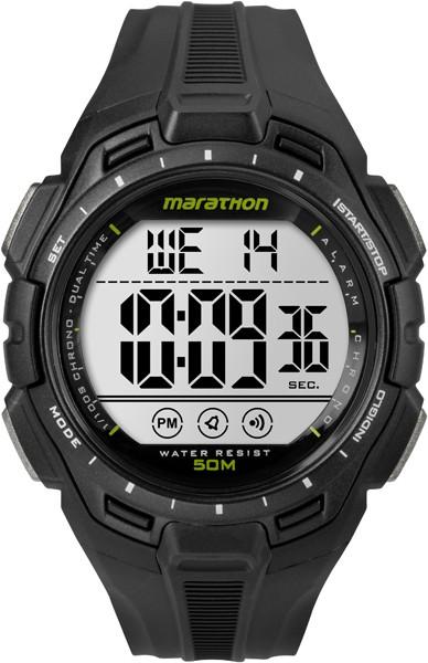 Pánské digitální hodinky Marathon - TIMEX TW5K94800 b35d2e96b6